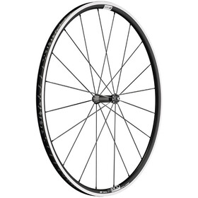 DT Swiss P 1800 Spline 23 Front Wheel Alu 100/5mm black/white